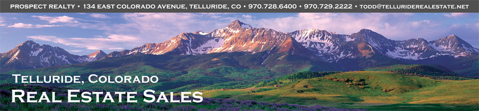 Telluride Real Estate